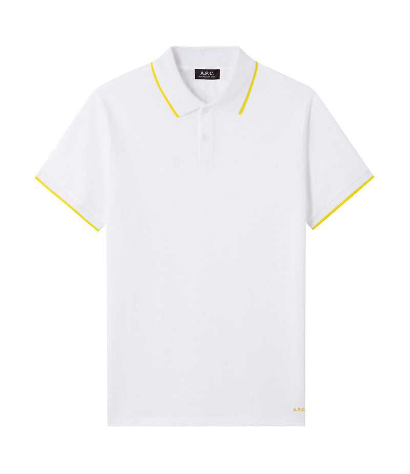 This is the Max polo shirt product item. Style AAB-1 is shown.