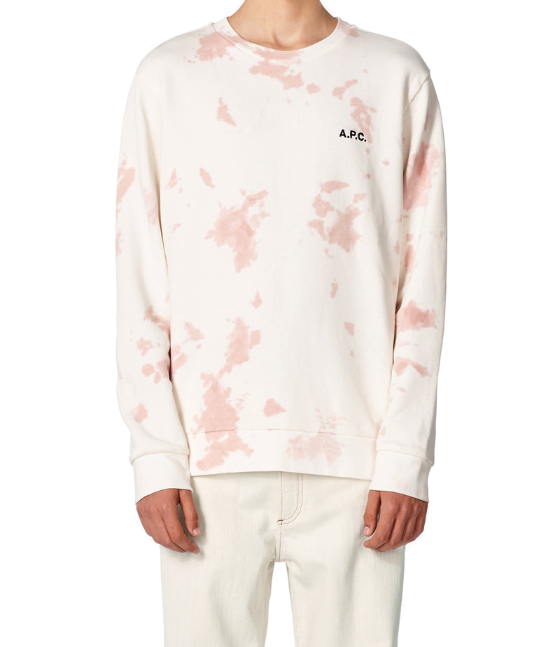 This is the Rick sweatshirt product item. Style FAA-4 is shown.
