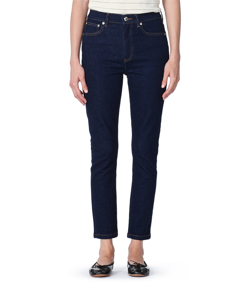 This is the New Moulant jeans product item. Style IAI-3 is shown.