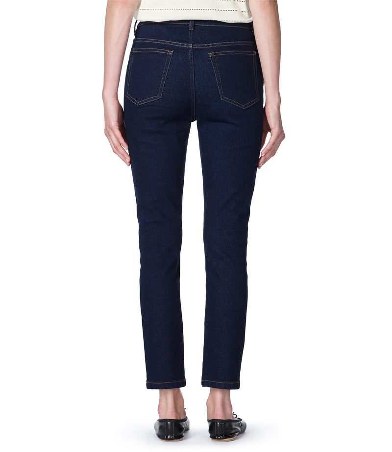 This is the New Moulant jeans product item. Style IAI-5 is shown.