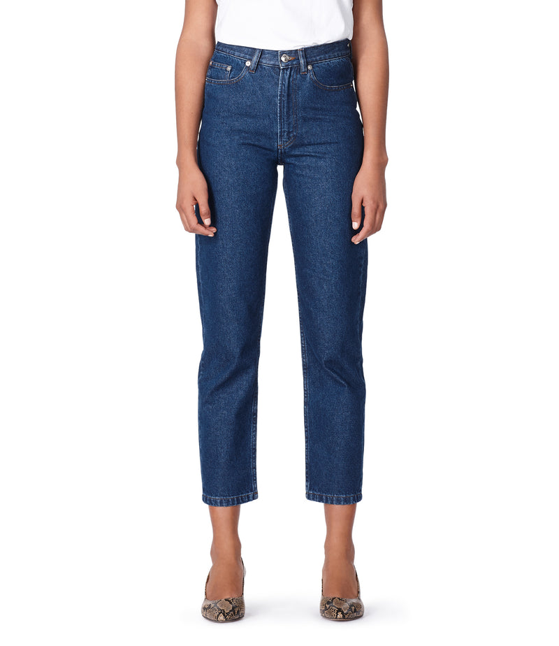 This is the New Moulant jeans product item. Style IAL-2 is shown.
