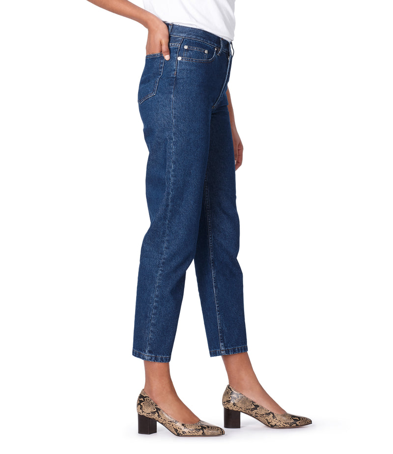 This is the New Moulant jeans product item. Style IAL-4 is shown.