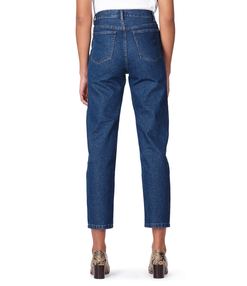 This is the New Moulant jeans product item. Style IAL-5 is shown.