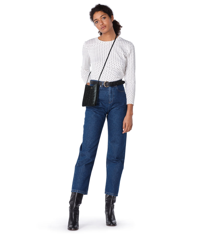 This is the New Moulant jeans product item. Style IAL-6 is shown.