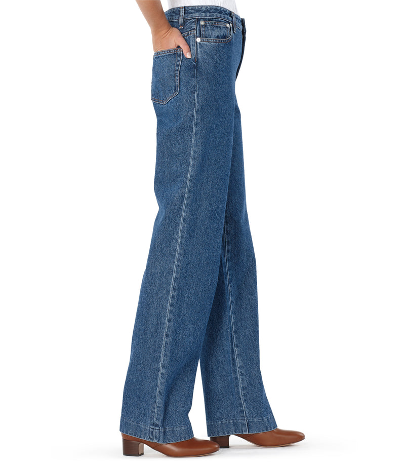 This is the Sailor Long jeans product item. Style IAB-4 is shown.