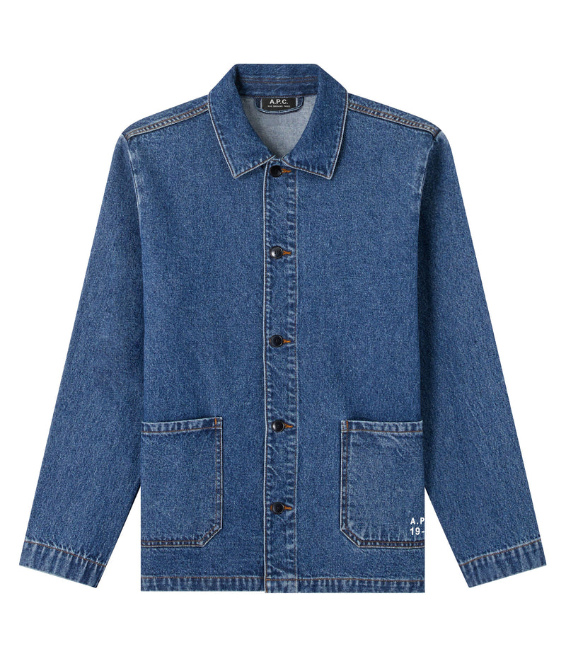 This is the Kerlouan jacket product item. Style IAB-1 is shown.