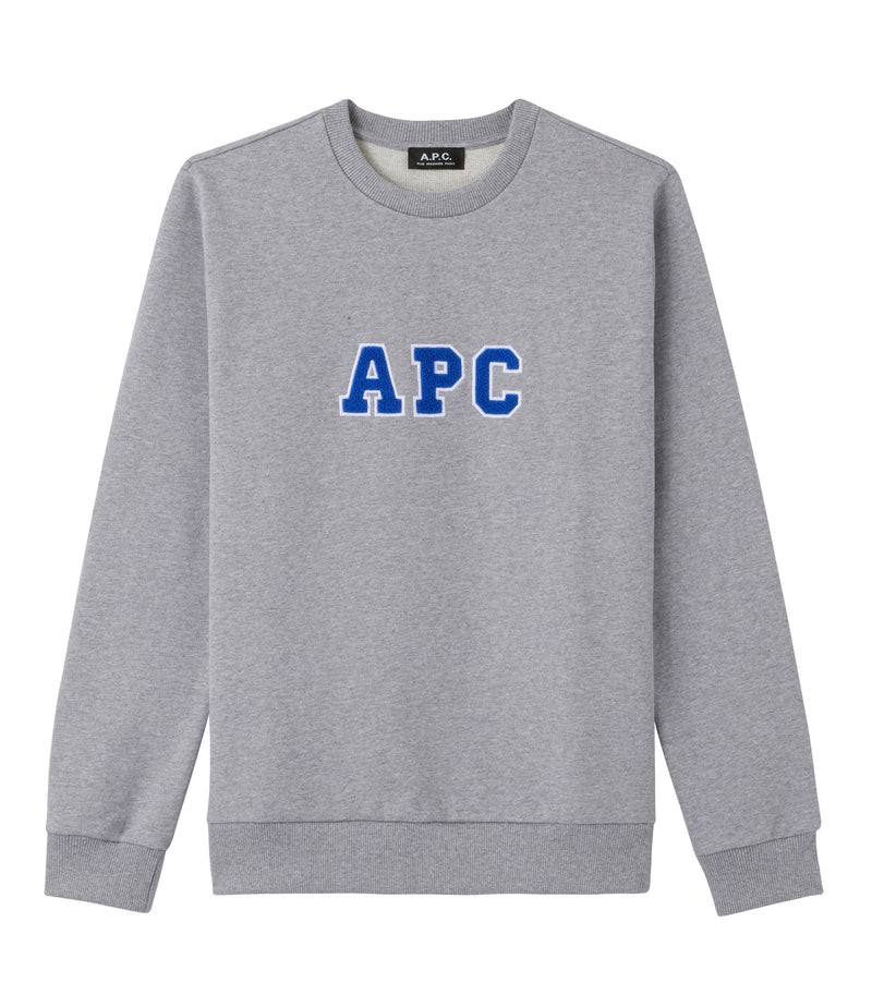This is the Malcolm sweatshirt product item. Style PLA-1 is shown.