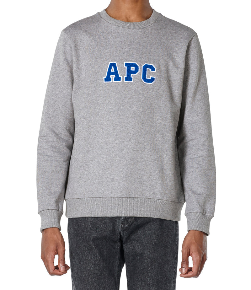 This is the Malcolm sweatshirt product item. Style PLA-2 is shown.