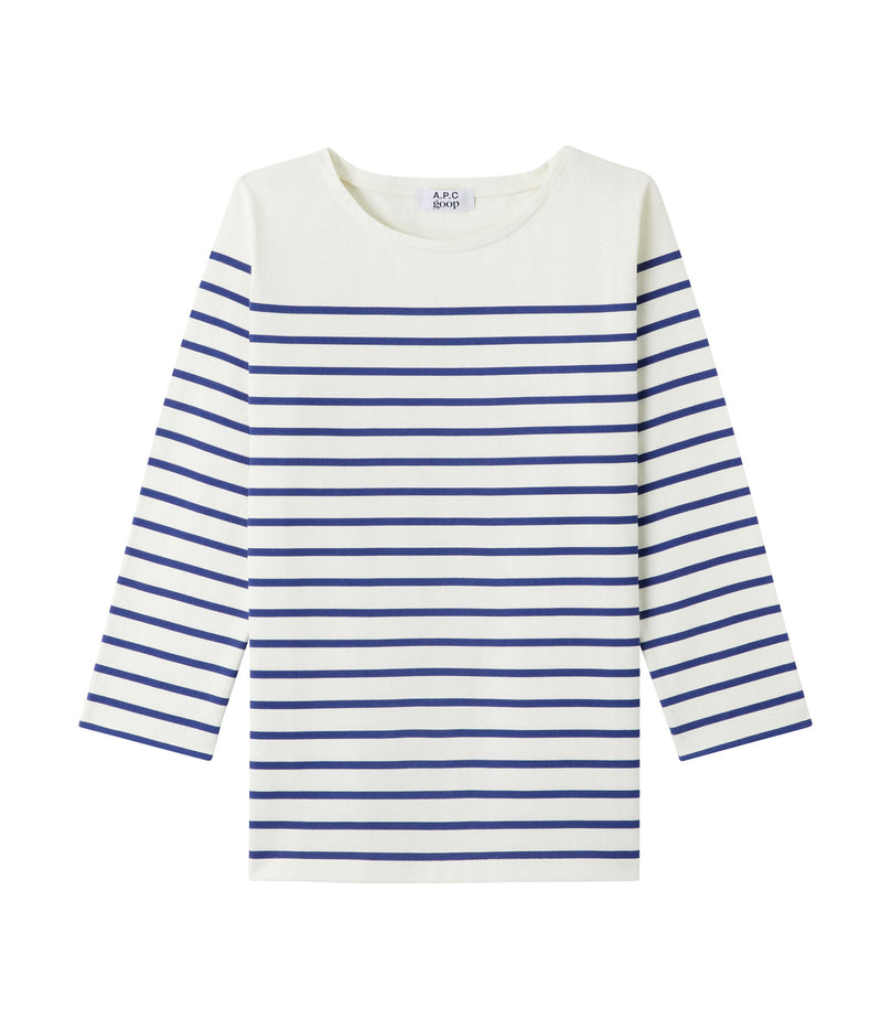 This is the Suzy sailor top product item. Style AAB-1 is shown.