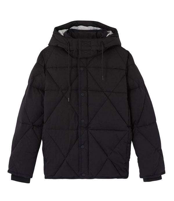 Unisex Tibo down jacket - LZZ - Black