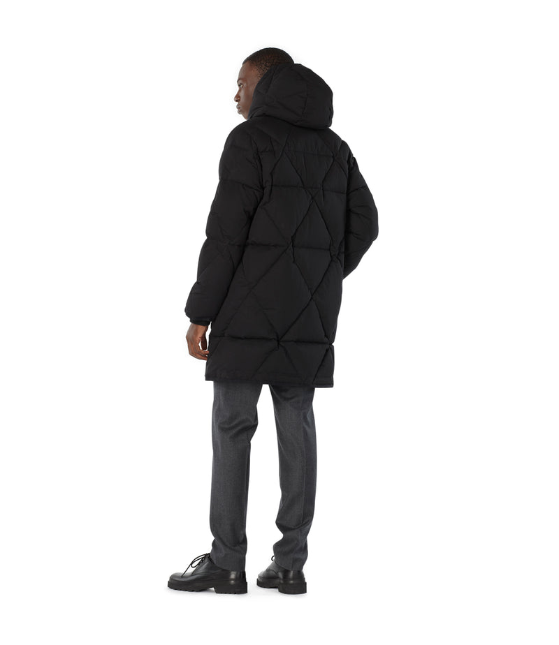 This is the Seb down jacket product item. Style LZZ-2 is shown.