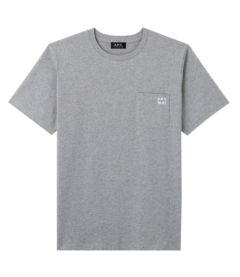 This is the Andrew T-shirt product item. Style PLA-1 is shown.
