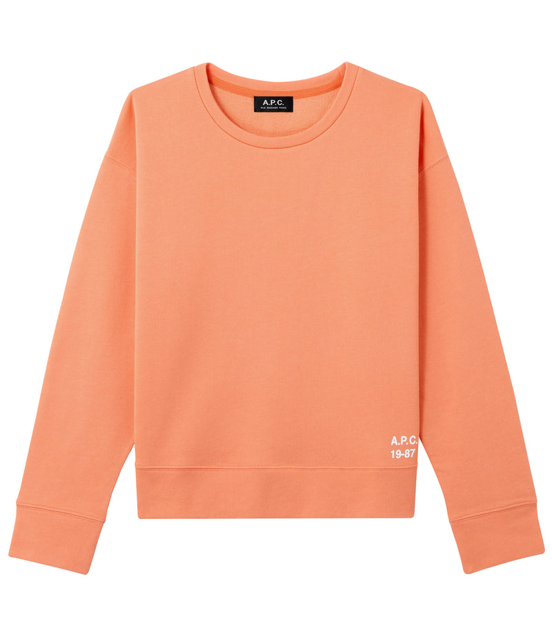 This is the Rosie sweatshirt product item. Style EAE-1 is shown.