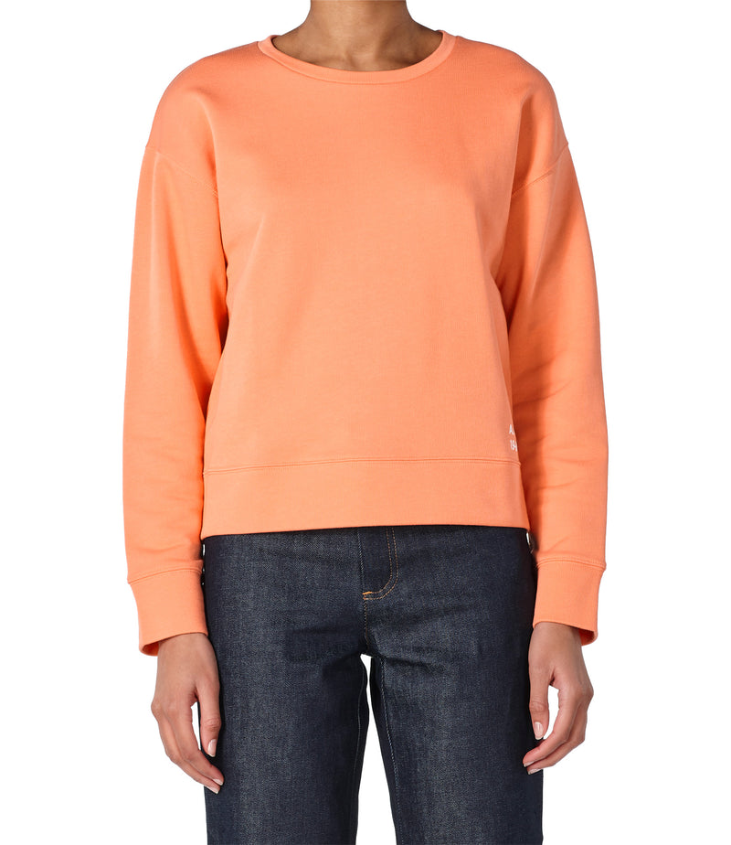 This is the Rosie sweatshirt product item. Style EAE-2 is shown.