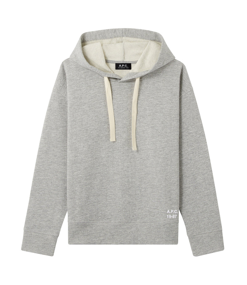 This is the Lyn hoodie product item. Style PLA-1 is shown.