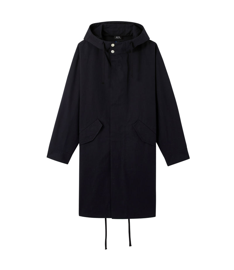 This is the Ludo parka product item. Style IAK-1 is shown.