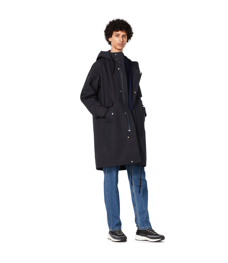This is the Ludo parka product item. Style IAK-2 is shown.