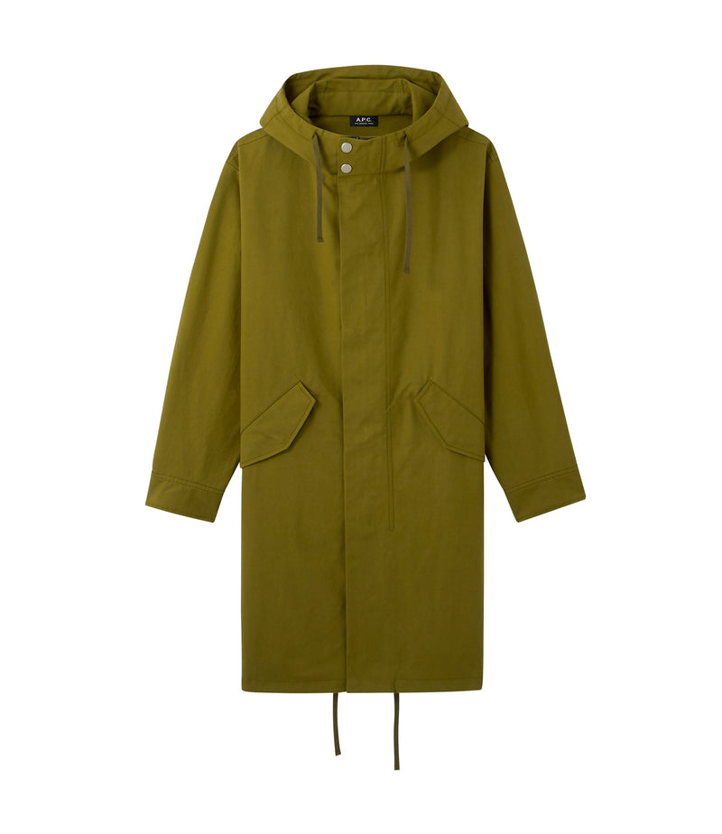 This is the Ludo parka product item. Style JAA-1 is shown.