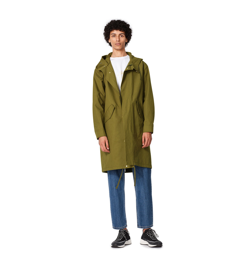 This is the Ludo parka product item. Style JAA-2 is shown.