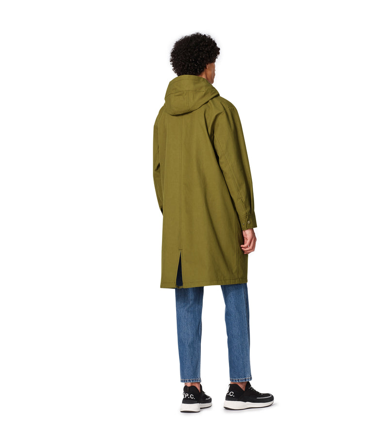 This is the Ludo parka product item. Style JAA-3 is shown.