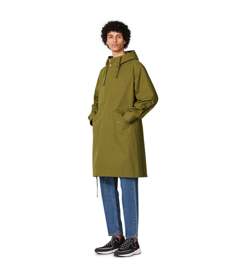 This is the Ludo parka product item. Style JAA-4 is shown.
