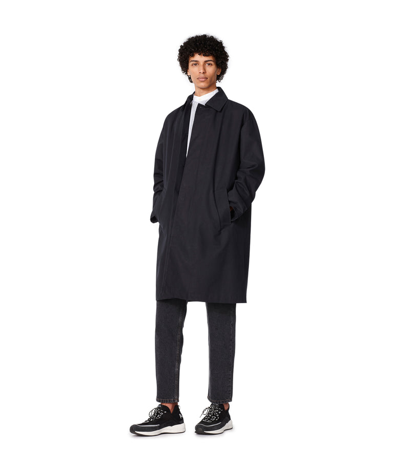 This is the Nickols raincoat product item. Style LAD-2 is shown.
