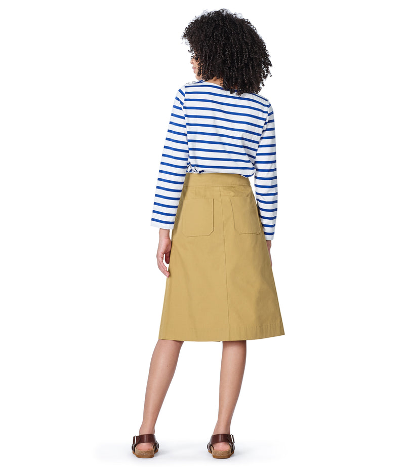 This is the Rena skirt product item. Style CAB-3 is shown.