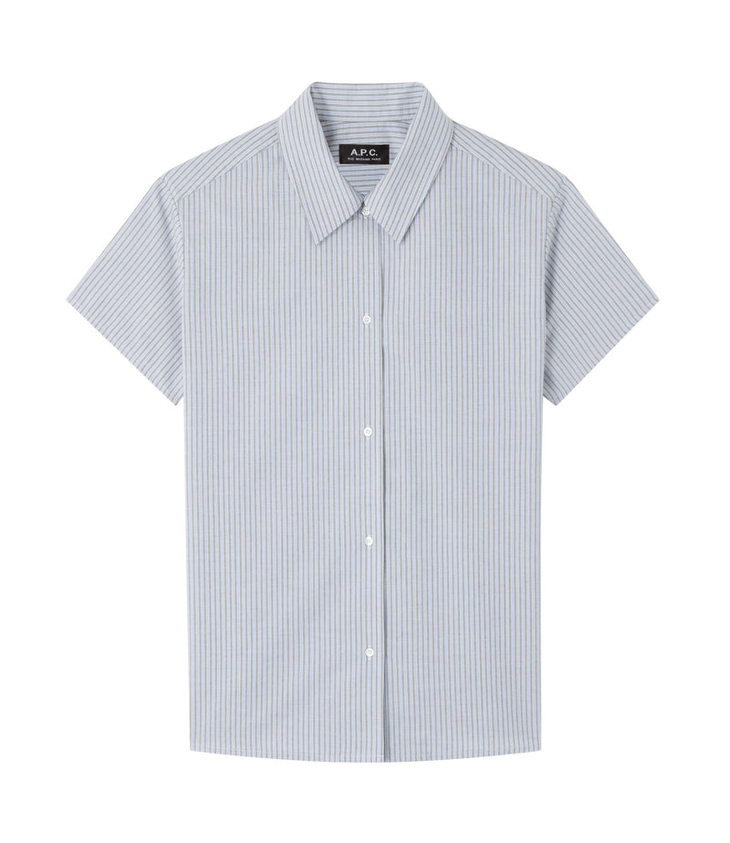 This is the Marina short-sleeve shirt product item. Style KAE-1 is shown.