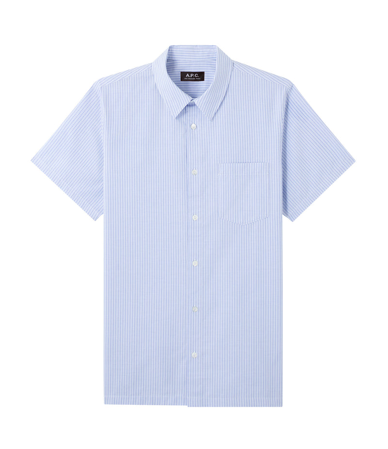 This is the Janis short-sleeve shirt product item. Style IAA-1 is shown.
