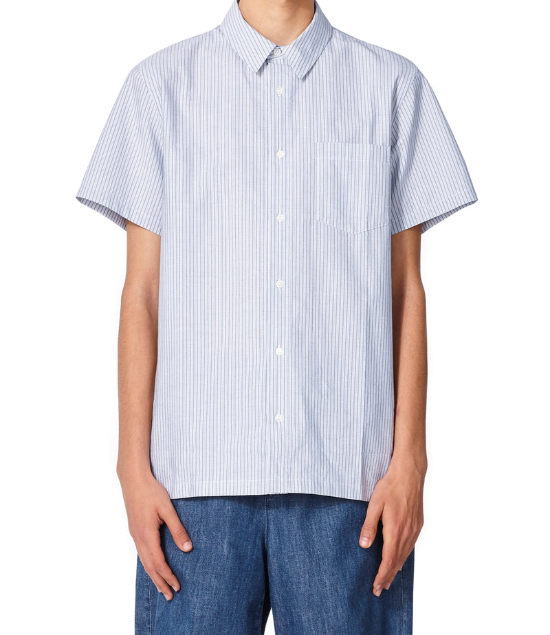 This is the Janis short-sleeve shirt product item. Style IAA-4 is shown.