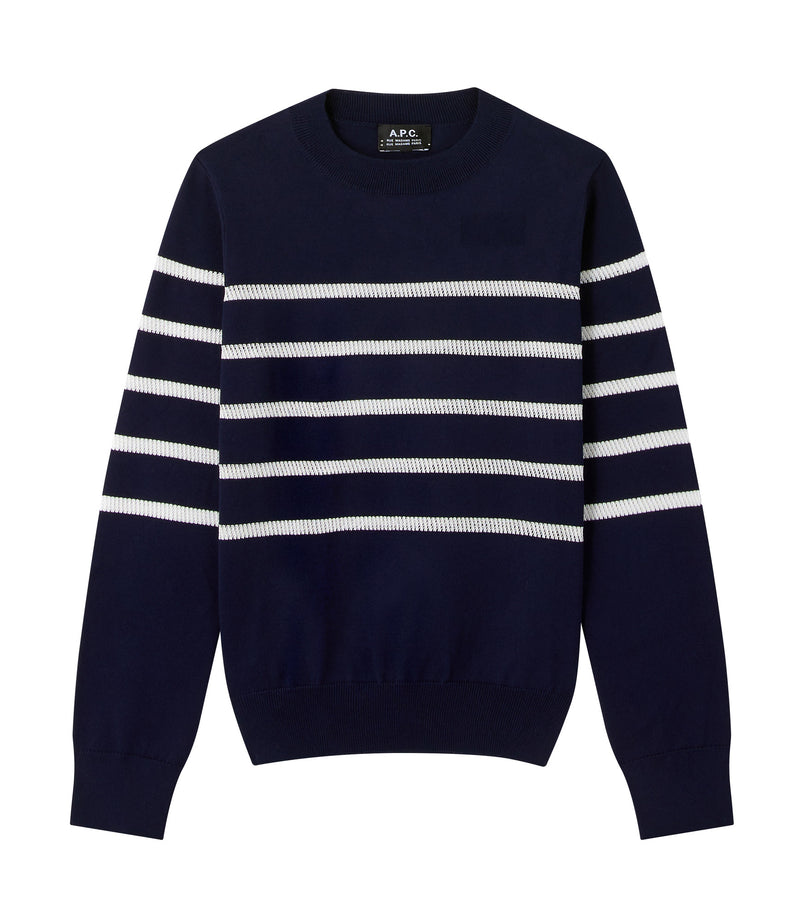 This is the Cordelia sweater product item. Style IAJ-1 is shown.