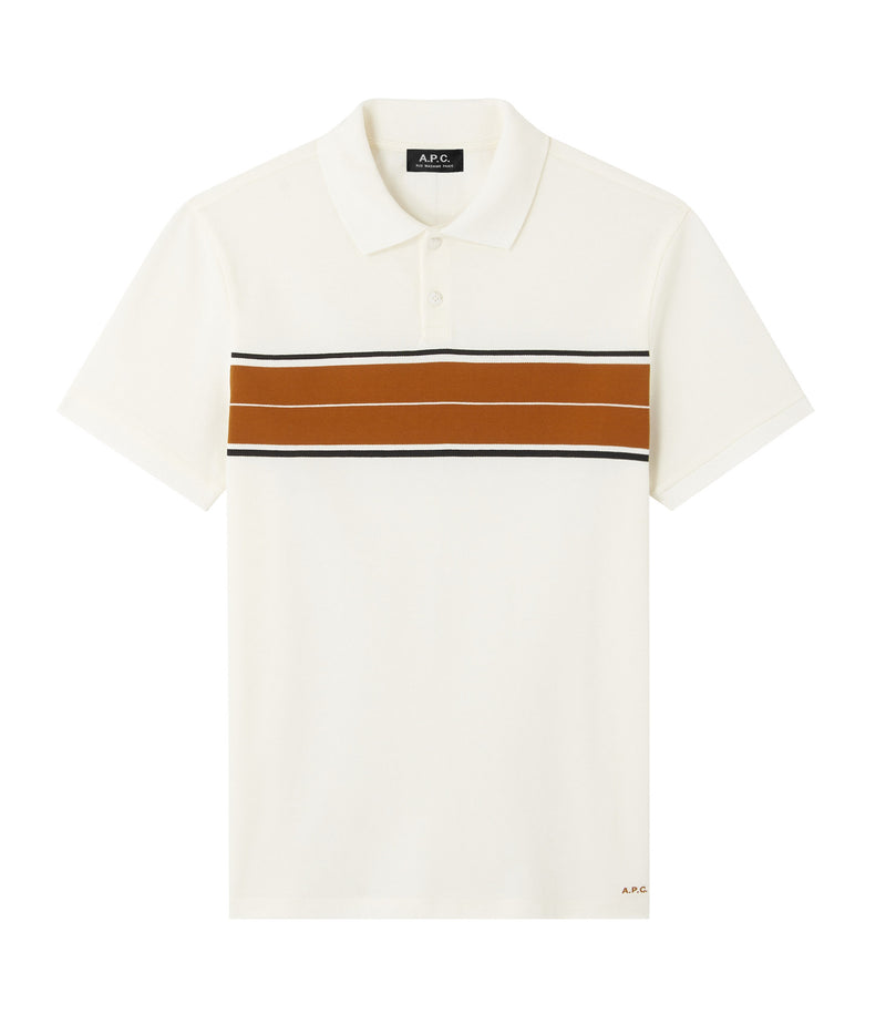 This is the Ruben polo shirt product item. Style AAC-1 is shown.