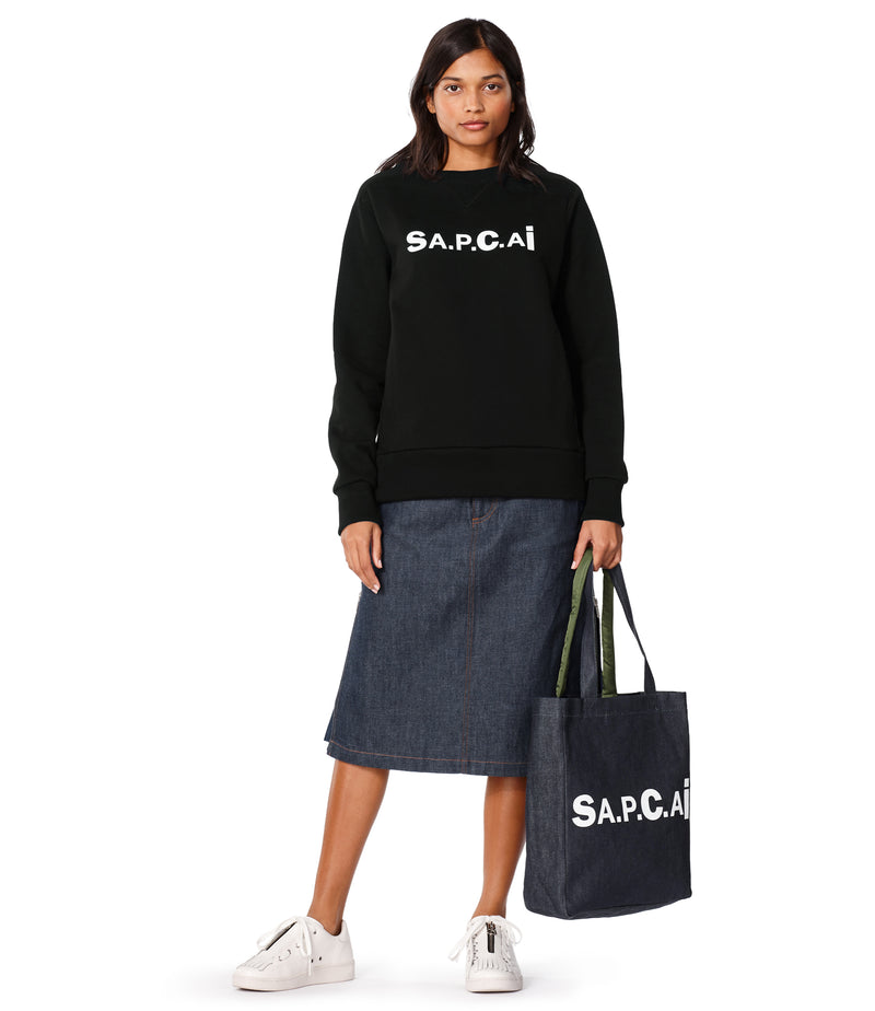 This is the Tani sweatshirt product item. Style LZZ-2 is shown.