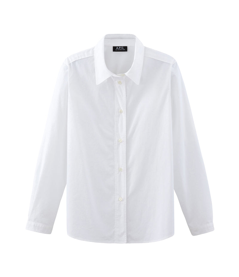 This is the Mademoiselle shirt product item. Style AAB-1 is shown.