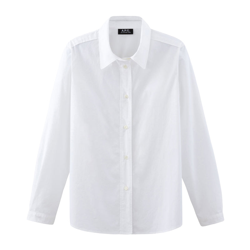This is the Gina shirt product item. Style AAB-1 is shown.