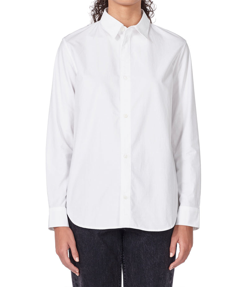 This is the Gina shirt product item. Style AAB-2 is shown.