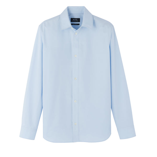 Gina shirt - IAB - Pale blue