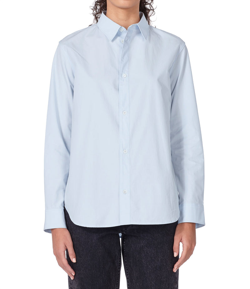 This is the Gina shirt product item. Style IAB-2 is shown.