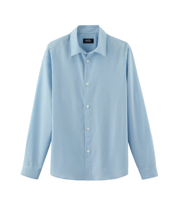 Casual shirt - IAB - Pale blue