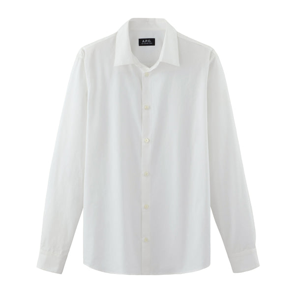 Staid shirt - AAB - White