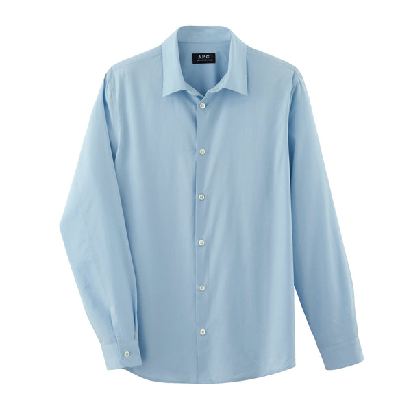 Sobre shirt - IAB - Pale blue