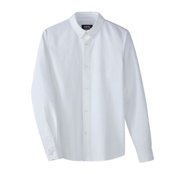 Button-down shirt - AAB - White
