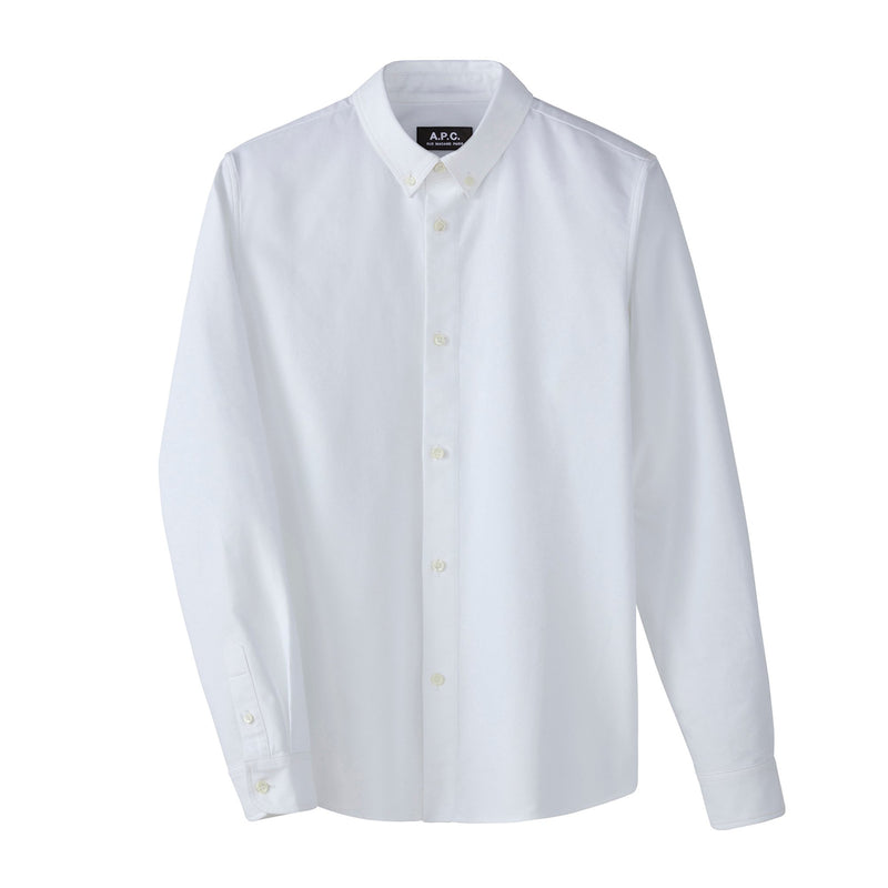 This is the Button-down shirt product item. Style AAB-1 is shown.