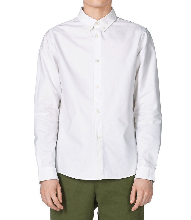 This is the Button-down shirt product item. Style AAB-2 is shown.