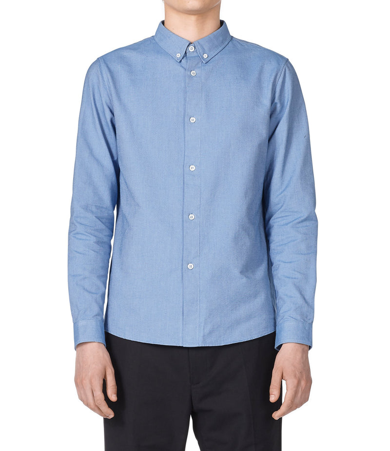This is the Button-down shirt product item. Style IAA-2 is shown.
