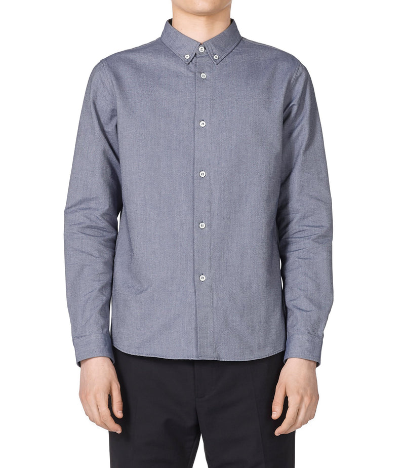 This is the Button-down shirt product item. Style IAK-2 is shown.