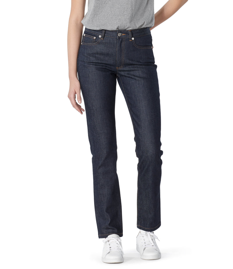 This is the Straight jeans product item. Style IAI-2 is shown.
