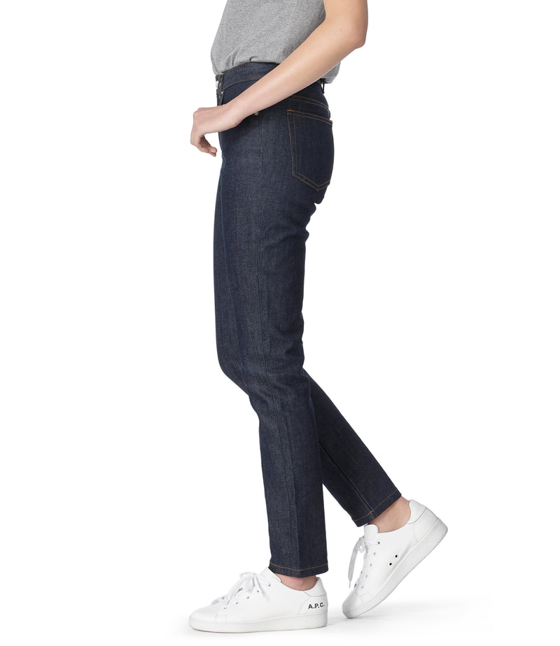 This is the Straight jeans product item. Style IAI-3 is shown.