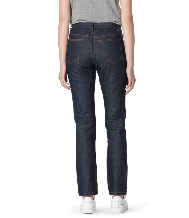 This is the Straight jeans product item. Style IAI-4 is shown.