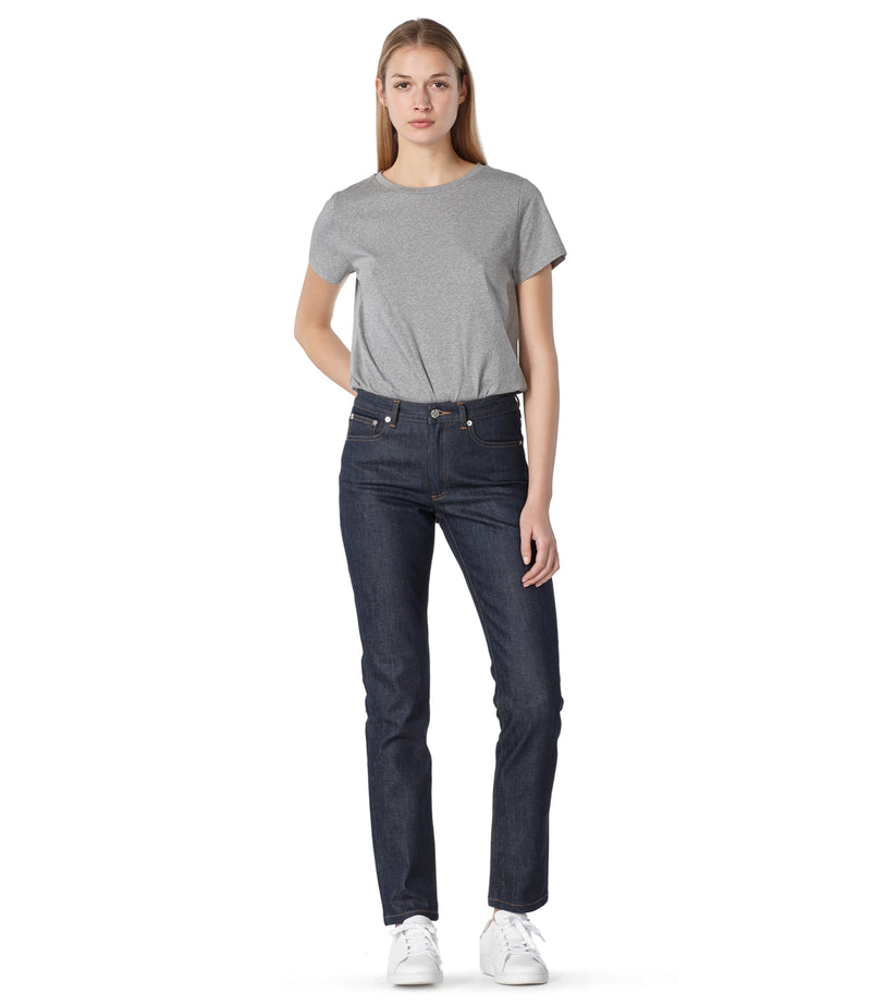 This is the Straight jeans product item. Style IAI-5 is shown.